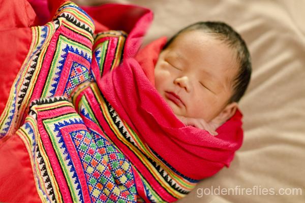 hmong newborn, hmong baby, hmong babies